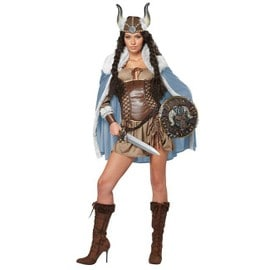 Costume Guerriere Viking Taille L