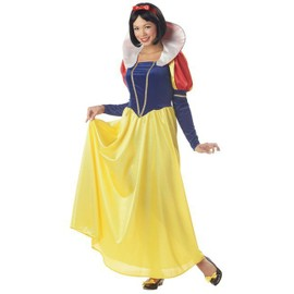 Costume Blanche Neige Taille S