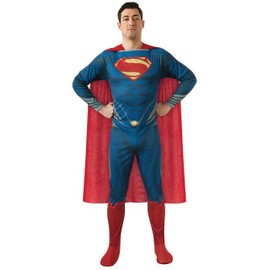 Costume Superman Man Of Steel Taille L