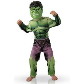 Hulk Avengers Assemble Taille 7/8 Ans