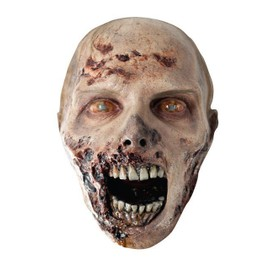 1 Masque Eroded Zombie The Walking Dead