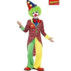 D�guisement Clown Enfant Taille 4/6 Ans