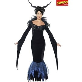 D�guisement Luxe Lady Raven Taille Xl