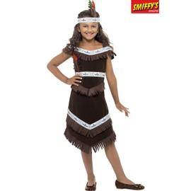D�guisement Enfant Indienne Taille 4/6 Ans