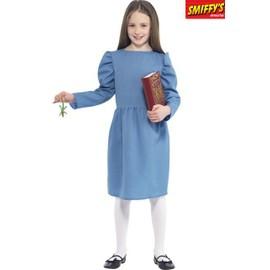 Costume De Matilda, Pour Enfant Taille : 10/12 Ans