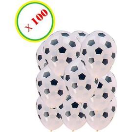 100 Ballon D�cor Foot