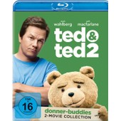Ted / Ted 2 (2 Discs) de Various