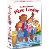 Les Histoires Du P�re Castor - Coffret 3 Dvd de Pascale Moreaux