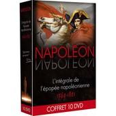 Napol�on : L'int�grale De L'�pop�e Napol�onienne 1769-1821 de Jean-Louis Molho