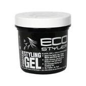 Eco Styler Protein Styling Gel Black 340g