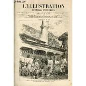 L'illustration Journal Universel N� 1796- Histoire De La Semaine - Courrier De Paris - Muguette Nouvelle (Suite) - Bibliographie - Notes In�dites - Petite Monnaie De L'histoire - Les ...