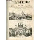 L'illustration Journal Universel N� 1799- Histoire De La Semaine - Courrier De Paris - Muguette Nouvelle (Suite) - Les Th�atres - Vari�t�s : Les Actualit�s Astronomiques - Petite Monnaie De ...