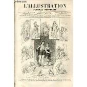 L'illustration Journal Universel N� 1779- Histoire De La Semaine - Courrier De Paris - Les Th�atres - Les Tablettes Du Sphinx - Les Affaires - Les Faits Divers - Petite Gazette - R�bus - Le ...