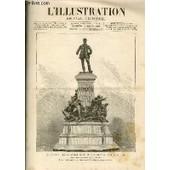 L'illustration Journal Universel N� 2216-Gravures : Le Monument �lev� Au G�n�ral Chanzy Et � La 2�me Arm�e De La Loire (5 Gravures) - L'ancien Village De Pollet Transform� Par Les Travaux ...