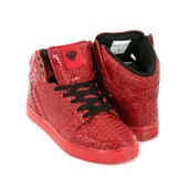 Hommes Chaussures Cash Money Rouge