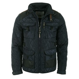Blousons Hommes Geographical Norway Marine
