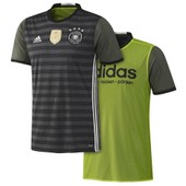 Adidas Maillot Allemagne Ext�rieur 15/16 Allemagne