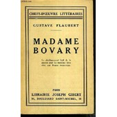 Madame Bovary / Collection Chefs-D'oeuvre Litteraires de gustave flaubert