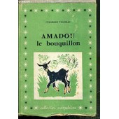 Amadou Le Bouquillon / Collection Marjolaine de charles vildrac