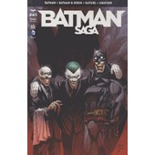 Batman Saga N� 43, D�cembre 2015 de Collectif