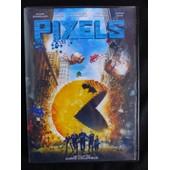 Pixels - Dvd + Copie Digitale de Chris Columbus