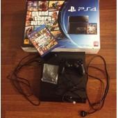 Playstation 4 Pack Gta 5 Sous Garantie