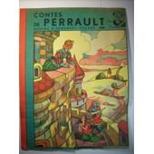 Contes De Perrault Dessins D'emmanuel Cocard Barbe Bleue Le Petit Poucet Peau D'ane de charles perrault