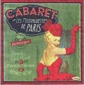 Lot De 2 Serviettes D�co Papier: Les Mistinguettes De Paris
