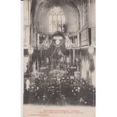 Pithiviers : F�te Du 25e Anniversaire De Monseigneur Chabot- �glise Saint Salomon Saint Gr�goire- 1906