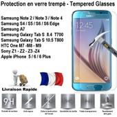 Vitre Protection D'ecran En Verre Tremp� Incassable Tempered Glass - Asus Zenfone 2 Laser Ze500kl (5.0)