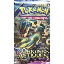 Pokemon - 1 Booster Xy 07 Origines Antiques