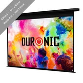 Duronic EPS60 Ecran de projection �lectrique 122 x 91 cm