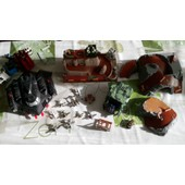 Lot Micromachines Militaire