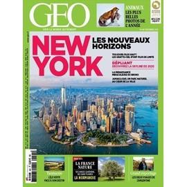 Geo 441 New York Les Nouveaux Horizons