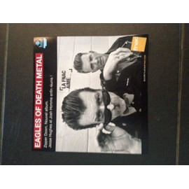 EAGLES OF DEATH METAL FNAC PLV FORMAT 33 TOURS PAPIER EPAIS