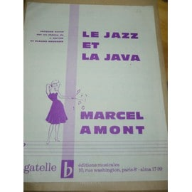 le Jazz et la java Marcel Amont