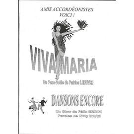 Viva Maria (Paso-doble) + Dansons encore (Slow)