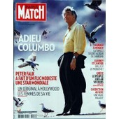 Paris Match 3241 Peter Falk Columbo Eddy Merckx Georges Clooney Juan Bautista Tavolta Pascal Pitch