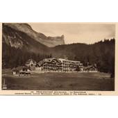 Carte Postale Ancienne - 122 - Praz-Coutant (Hte Savoie) - Le Sanatorium