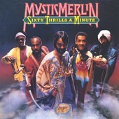 Sixty Thrills A Minute (Album 33 Tours) - Merlin Mystic