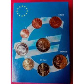 Rare Serie Andorre 2014 De La 2 Euro � La 5 Cent + 1 Et 2 Cent San Marin 2004 Unc