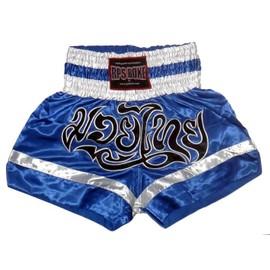 Short Rps Boxe Muay Thai Satin