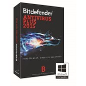 Bitdefender Antivirus Plus 2015 - Ensemble De Bo�tes ( 1 An ) - 1 Pc - Dvd - Win