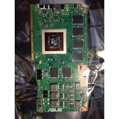 CARTE VIDEO 60NB00N0-VG1060 POUR PC ASUS GAMER G750JX SERIE