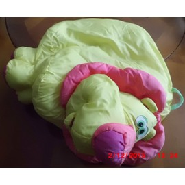 Lion Coussin Puffalump Fisher Price