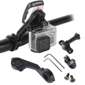 Out Front Mount For GARMIN EDGE 200/500/800/510/810/1000 Black OS465
