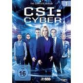Csi: Cyber - Season 1 de Various