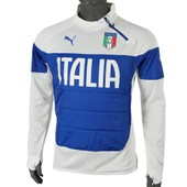 Puma Figc Italia 1/4 Zip Training Top Italie