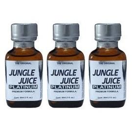 Poppers Propyle Jungle Juice Platinum X3 Jungle Juice