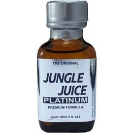 Poppers Aromes Jungle Juice Platinum Jungle Juice